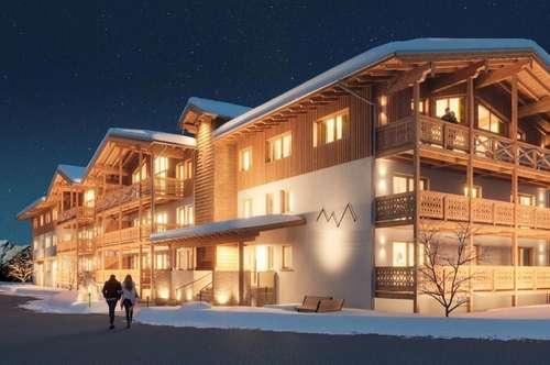 Luxus Penthouse auf 1100m Seehöhe mitten in der 4-Berge Skischaukel Schladming-Dachstein