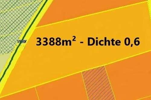 Optimales Bauträgergrundstück nähe Cargocenter/Isovolta zum Preis von 3 Wohnungen für den Verkäufer