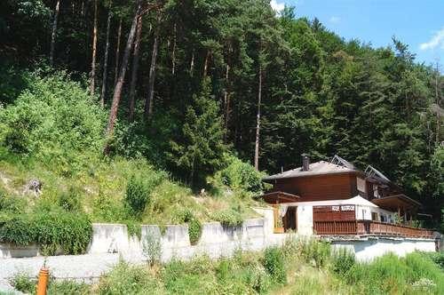 Die außergewöhnlichste Villa von Innsbruck -Anlageobjekt!
