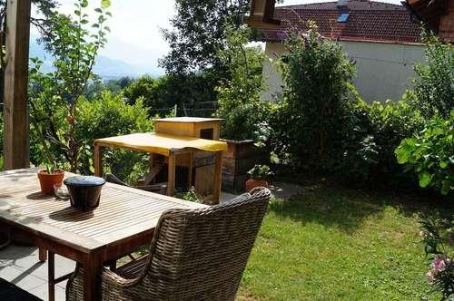 Garten/Terassenwohnung am Sonnenhang