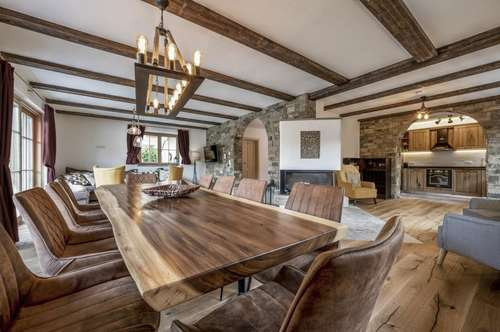Einfamilienhaus mit Möglichkeit der touristischen Vermietung