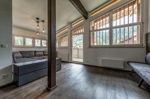 Außergewöhnliche 6 Zimmer Terrassenwohnung in bezaubernder Lage