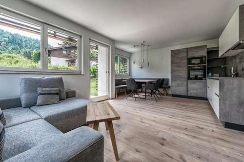 Außergewöhnliche 6 Zimmer Gartenwohnung in bezaubernder Lage