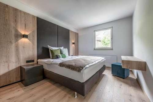 Außergewöhnliche 3 Zimmer Garten-Wohnung in bezaubernder Lage