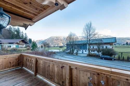 Einzigartige Wohnung mit Fernblick in modernisiertem Bauernhaus