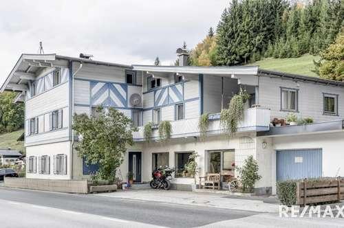 Einfamilienhaus mit Option der touristischen Vermietung sowie Gewerbe im Kerngebiet