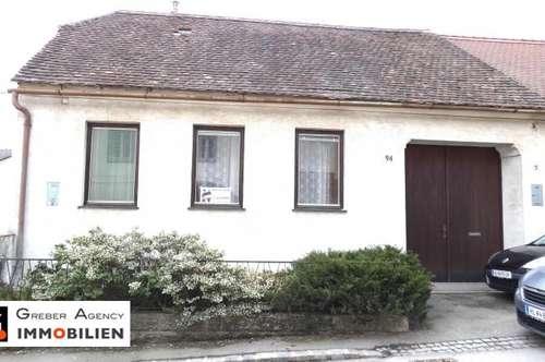 Kleines bäuerliches Haus, absolute Ruhelage zum Mini-Preis
