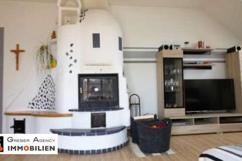 Dachgeschoss-Wohnung mit Riesen-Dachterrasse