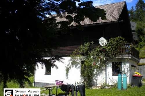 Nettes Einfamilienhaus am südlichen Ortsrand von Lunz am See!
