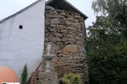 Ein Traum von einem Haus mit eigenem 1000 Jahre altem Turm für höchste Ansprüche an Wohnqualität