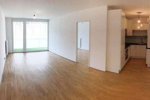 NEUWERTIGE 2-Zimmer Wohnung