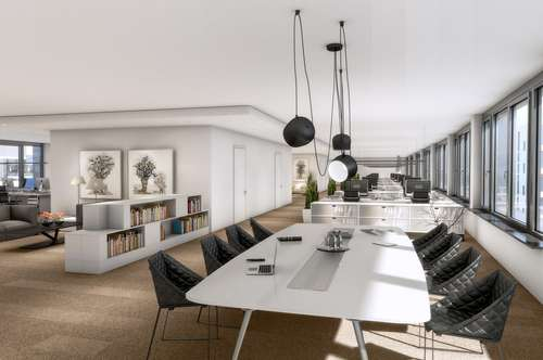 Die besten Mitarbeiter gewinnen: Attraktive Büroflächen in zentraler Lage
