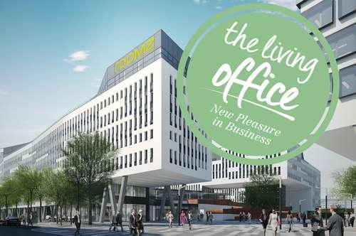Effiziente Büroflächen an Top-Standort für Ihre Unternehmenszentrale