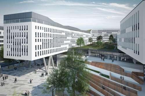 Attraktiv als Arbeitgeber: Moderne Arbeitswelten am AUSTRIA CAMPUS