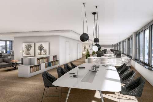 Best Place to work: neue Büros inmitten eines modernen Campus Areals mit allen Annehmlichkeiten