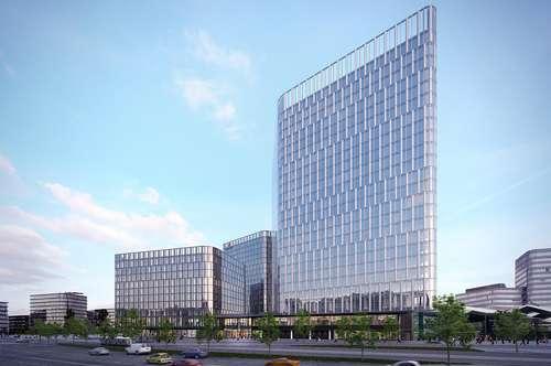 Bürotürme mit hoher architektonischer und funktionaler Qualität