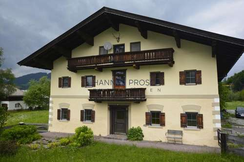 Miete: Bauernhaus mit Freizeitwohnsitz