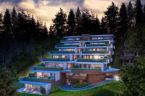 Moderne Terrassenwohnung in bester Lage von Scheffau