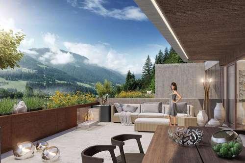 Traumhafte 3-Zimmer-Wohnung in Scheffau am Wilden Kaiser