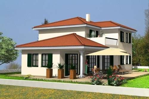 """Haus """"Mediterran"""", geschmackvolles Einfamilienhaus - massiv"""