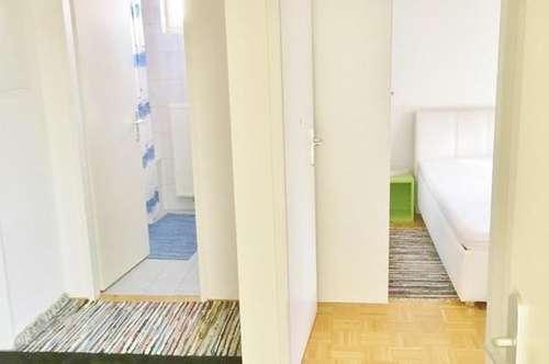 Helle Wohnung mit Balkon in Klagenfurt - ca. 40 m²