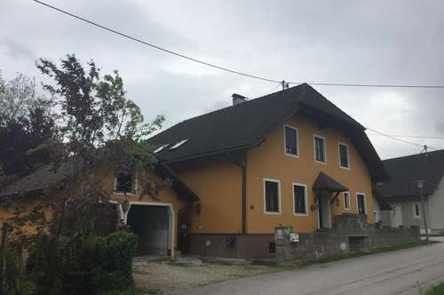 Wohntraum mit herrlichem Garten - Gepflegtes Ein- bis Zweifamilienhaus im grünen Rohr im Kremstal!