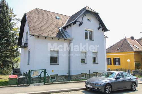 Sehr gepflegtes Zweifamilienhaus mit Garten in Graz-Wetzelsdorf
