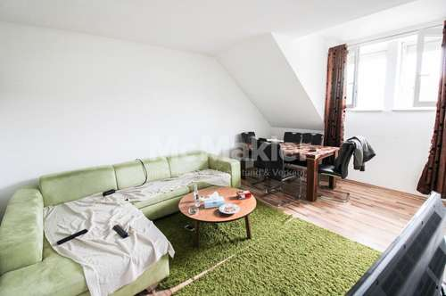 Freundliche Dachgeschosswohnung in attraktiver Lage von Linz!