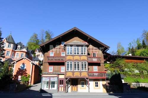 Schönes Grundstück mit Altbestand und viel Potenzial in zentrumsnaher Lage von Kitzbühel!