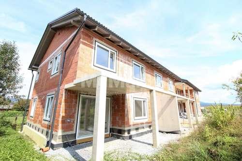 Zuhause im Grünen - Moderne Neubau-Wohnung mit 3 Zimmern und Garten