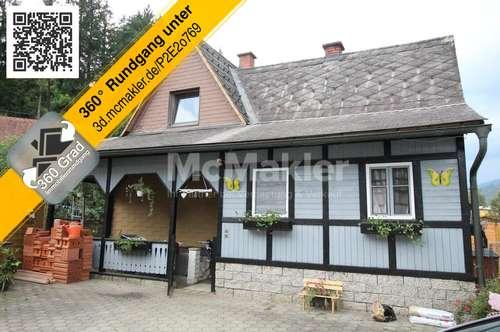 Gemütliches Einfamilienhaus zu einem unschlagbaren Preis!