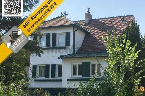 Ihr Familientraum wird wahr: Altbau-Schmuckstück mit Dachterrasse nahe Wien!