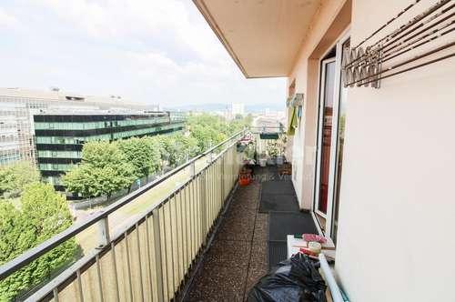 Ideales Anlageobjekt unweit der Linzer Innenstadt! Großzügige 3-Zi.-ETW mit Balkon!