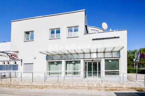 Modernes und helles Büro oder Verkaufslokal in attraktiver Lage von Steyr