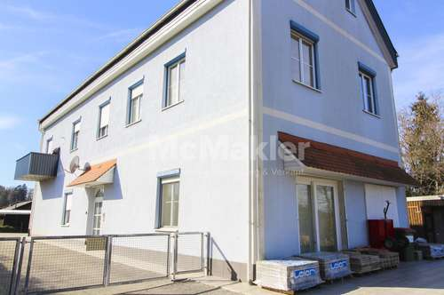 Kapitalanlage: Vermietetes Mehrparteienhaus mit Balkon nahe Graz