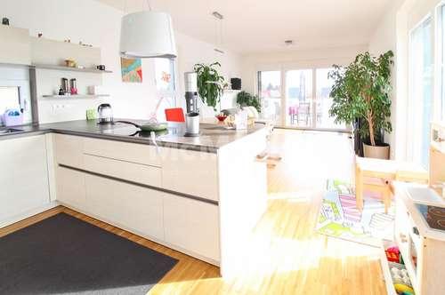 Modernes Wohnen in Graz: Exklusive Maisonettewohnung mit großer Terrasse und Ganztagssonne