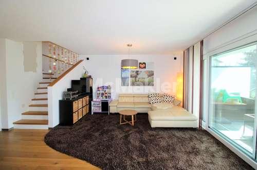 Perfektes Haus im Haus! Neuwertige 4-Zimmer-Gartenwohnung mit edler Ausstattung