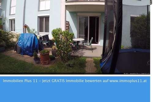 76m² Erdgeschoss- Wohnung mit 58m² Eigengarten +Tiefgaragenplatz in Tulln