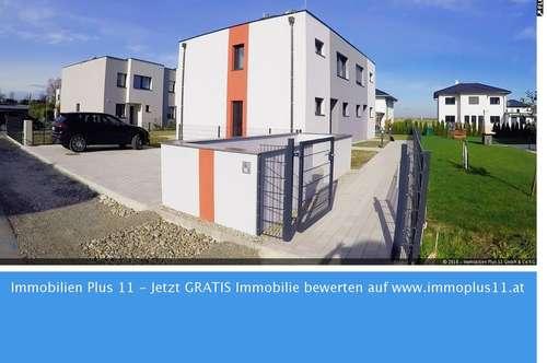 Schlüsselfertige Doppelhaushälfte 1km vom Bahnhof Tullnerfeld