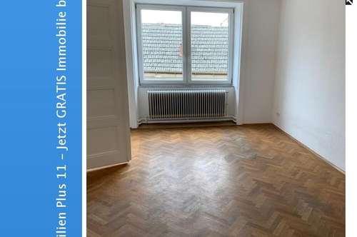 3,5 Zimmer Altbauwohnung mitten in Tulln - mit Balkonnutzung - Warmmiete 832,--