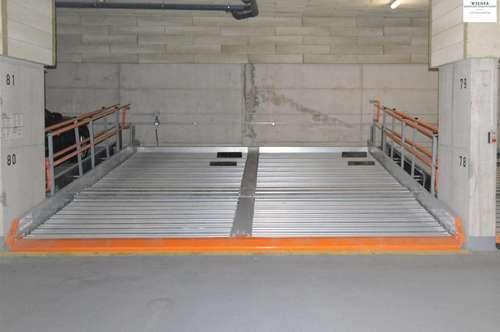 Bei uns sparen Sie Geld! 1 MONAT GRATIS PARKEN!! PROVISIONSFREIER Tiefgaragenparkplatz! Direkt bei der U6!