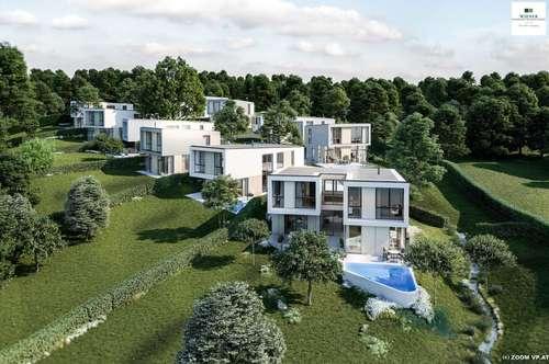 Villa Ouvertüre - VILLENPARK EICHGRABEN - EXKLUSIVES WOHNEN IM WIENERWALD - Direkt vom Bauträger