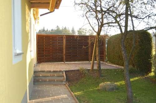 Einfamilienhaus in Traumlage mit Untersbergblick