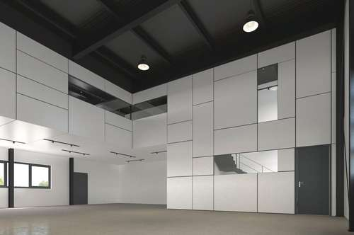 PROJKET LXHausen: Büro - Loft - Ausstellung - Hallen
