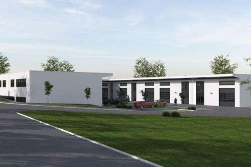 PROJEKT LX Hausen: Büro-Loft-Ausstellung-Hallen