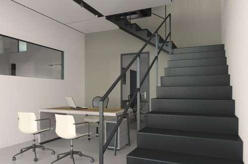 PROJEKT LXHausen: Büro-Loft-Ausstellung-Hallen