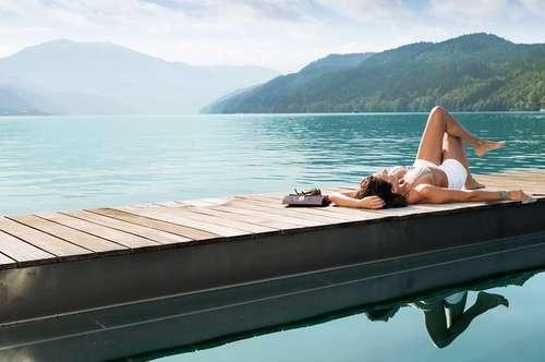 WOHNEN IN UNMITTELBARER SEENÄHE – Erstbezug am Ossiacher See