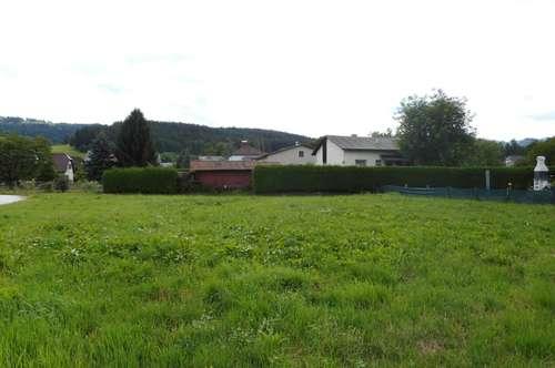 Ebenes und sonniges Baugrundstück in wunderbarer Ruhelage von Köflach/Pichling!