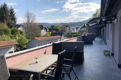 Erstbezug nach Sanierung! Moderne 2- Zimmer Terrassenwohnung in ruhiger Grünlage!
