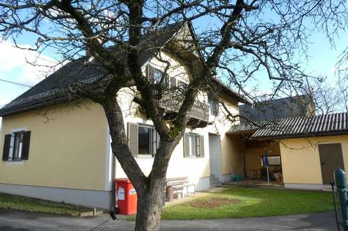 Gepflegtes Einfamilienhaus in ruhiger Seitengassenlage von Lieboch!